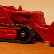 Matchbox #58b - Drott Excavator - ca. 1964-68