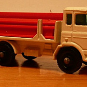 Matchbox #58c - DAF Girder Truck - ca. 1967-69