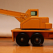 Matchbox #63c - Dodge Crane Truck - NB - ca. 1968-70
