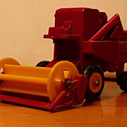 Matchbox #65c - Claas Combine Harvester - ca. 1965-72