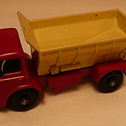 Matchbox #70b - Ford Grit Spreader - ca. 1966-70