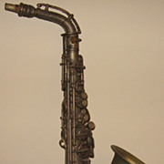 Conn Alto Saxophone- New Wonder- 1929