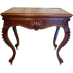 Library Table  American Victorian c. 1870