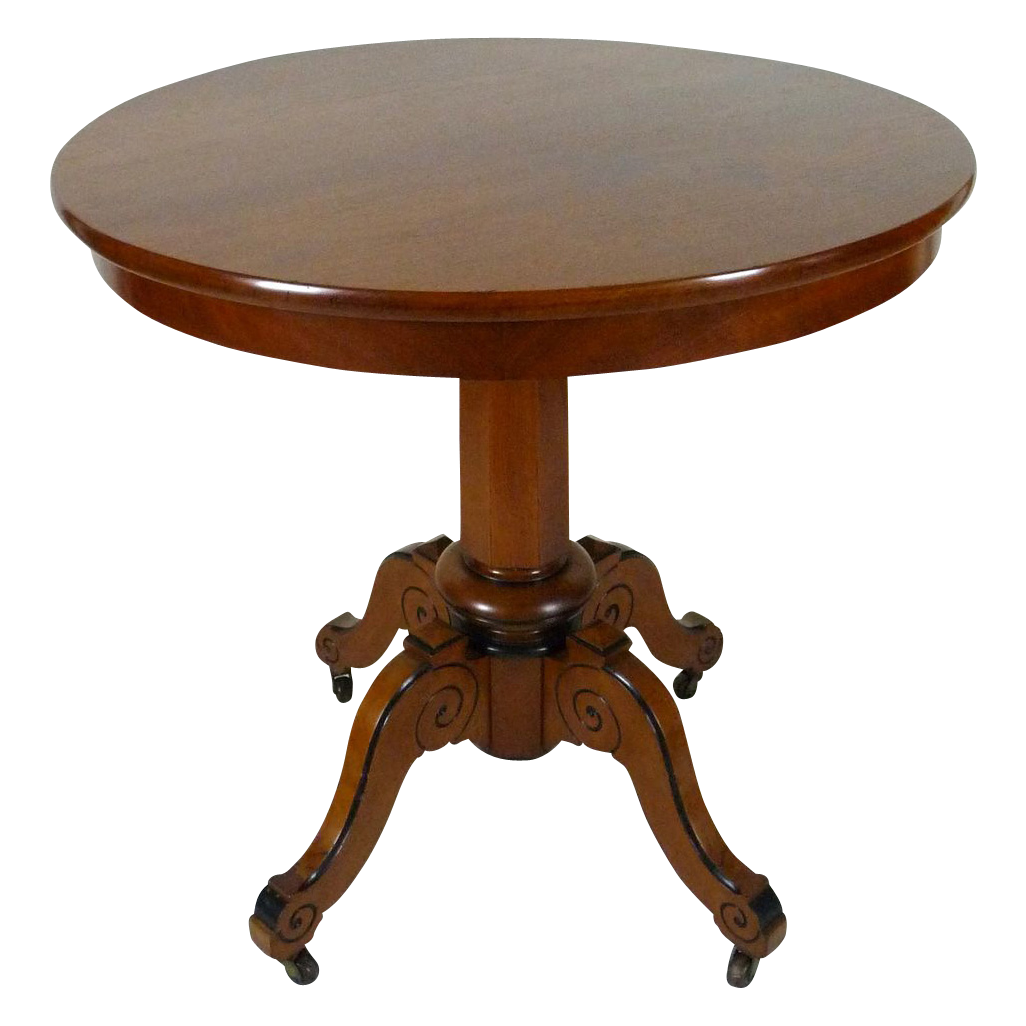 Center Table  American Victorian c. 1870