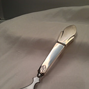 Vintage Sterling Silver Bottle Opener