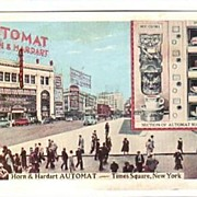 3 Vintage Post Cards from NY,