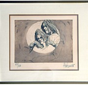 Aldo Luongo Signed and Numbered Lithograph