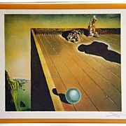 Salvador Dali (1904-1989) Signed and Numbered Lithograph