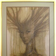 Saint Geniet Signed and Numbered Lithograph