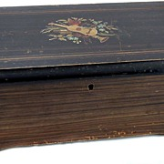 Swiss 19th Century Music Box