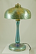 Tiffany Blue Faverille Lamp