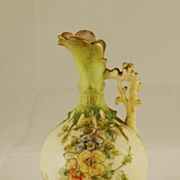 Small Amphora Victorian Pitcher