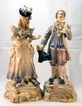 Pair of Cordey Porcelain Figurines