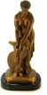 Signed Emile Herbert Sculpture of Greek Goddess Thetis