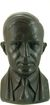 Tiffany Bronze Bust of Will Rogers