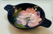 Deep Blue Moorcroft Pottery Ashtray c. 1975