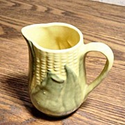 Shawnee Corn Pattern Creamer Excellent