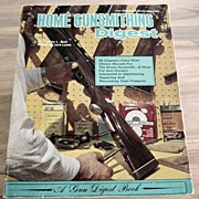 Vintage Home Gunsmithing Digest Book