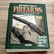 2004 Catalog Of Firearms Price Book