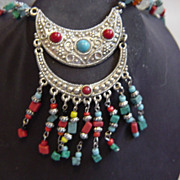 Indian Style Pendent Necklace