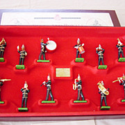 Blues And Royals Household Cavalry Regiment Limited Edition 1993