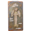 Wonderful Angel plaque -One of a kind