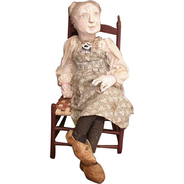 Wonderful Art doll ~ Gramma ~ One of a kind sculpt