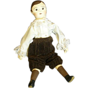 Izannah walker boy doll by Judi Hunziker
