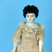 "REDUCED Old China Doll 10"" German"
