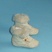 SOLD Vintage Childrens Shoes For Dolls Or Display Vintage Clothing