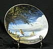 "Terry Redlin Collector Plate Titled ""Forever Spring"""