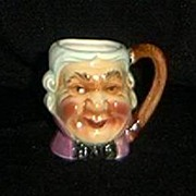SALE Miniature Character Mug Made In Japan