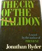 The Cry of the Halidon by Jonathan Ryder aka Robert Ludlum, Vintage Suspense Novel