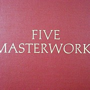 SALE Five Masterworks by Steuben Glass, Inc. �1st Edition, Limited to 7000