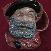 Royal Doulton Large Toby Mug, Falstaff
