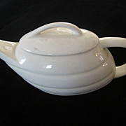 Bauer  Aladdin White Teapot