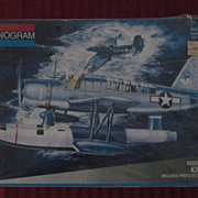 Monogram 1:48 Kingfisher Plastic Model Kit, NRFP