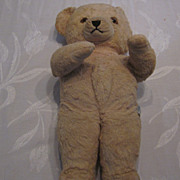 Knickerbocker Teddy Kuddles, 14&quot; Blond Teddy Bear