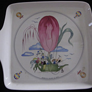 Villeroy & Boch, Le Ballon, Square Plate