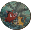 1994 Lion King &quot;A Crunchy Feast&quot; Limited Edition Plate