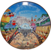 1997 Disney &quot;Tomorrowland&quot; Limited Edition Plate