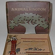 "1998 Fossil ""Animal Kingdom"" Limited Edition Watch"