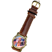 "1995 Fossil ""Pocahontas"" Limited Edition Watch"