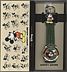 "1992 Sutton Time ""Mickey Mouse"" Unisex Christmas Watch"
