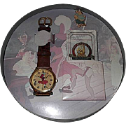 "1994 Fossil ""Captain Hook"" Collector Club III ""Peter Pan"" Limited Edition"