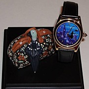 "1998 Fossil ""Mary Poppins"" Collector Club VII Limited Edition Watch"