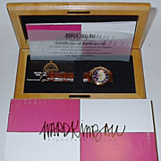 "1995 Fantasma ""Cheshire Cat"" Signature Series Limited Edition Watch"