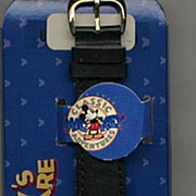 1994 Fossil &quot;Mickey Mouse&quot; in &quot;Mickey's Nightmare&quot; Classic Mickey Adventur