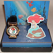 "1993 Fossil ""Ariel"" from ""The Little Mermaid"" Collector Club 1 Limited Edi"