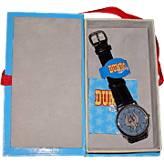 "1996 Fossil ""Dumbo"" 55th Anniversary Commemorative Edition Watch"